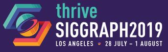 SIGGRAPH 2019 - CHRITTO, Trade Show Booth Construction, Exhibit House